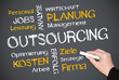 Outsourcing - Business Concept