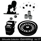 Casino roulette and gambling