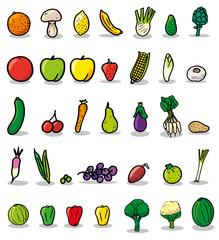 Kits de Fruits et Légumes