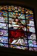 Vidriera Cristo de Medinaceli