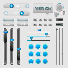 Mobile User Interface Design Elements
