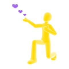 propose yellow