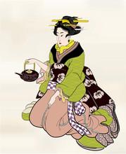 浮世 絵 江 戸 美人 画 09