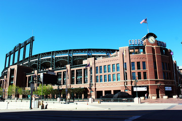 Coors Field Denver Colorado