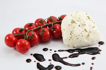 Tomate Mozarella Balsamico