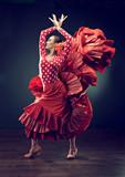 Fototapeta taniec - hiszpania - Studio Artystyczne / Nagranie