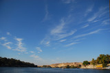 Falucca on the Nile River, Aswan, Egypt