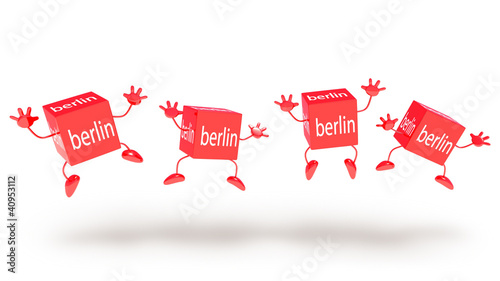 "happy cube ""berlin"""