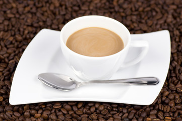Espresso Cup Coffee Bean