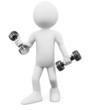 3D Man - Fitness