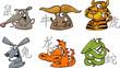 six chinese zodiac signs