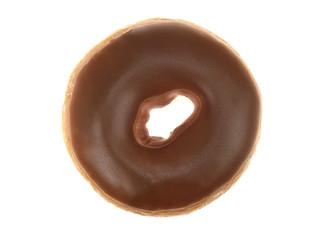 Maple Iced Ring Doughnut