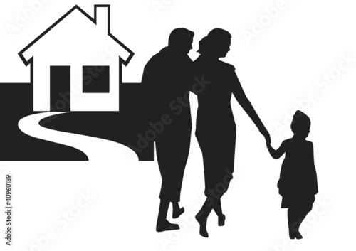 silhouettes à la maison 01