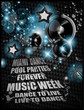 Alternative Discoteque Music Flyer for Miami night clubs...