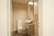 Interior modern toilet