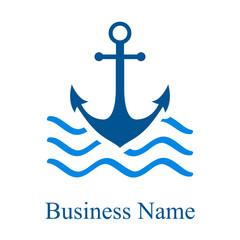 Schiffsreise, Anker - Firmenzeichen