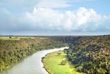 Fototapete Strömen - Flüsschen - Naturlandschaft