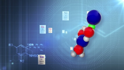 Molecular Structure, elements, chemical formulas
