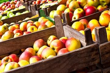 Apfel - Markt
