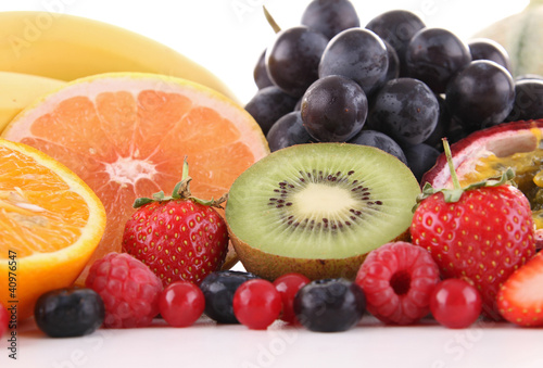 assorted of fruits