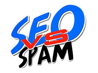 SEO vs SPAM -3D
