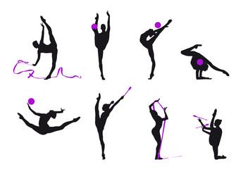 Gymnastique Rythmique SR8