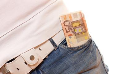 Symbolfoto Taschengeld