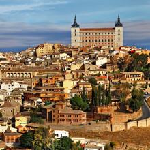 Toledo-cité médiévale de Spian