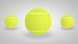 3D tennis ball bounce 03