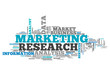 "Word Cloud ""Marketing Research"""
