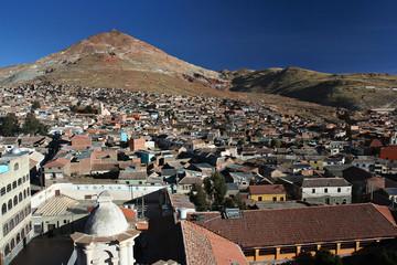 Potosi and Cerro rico