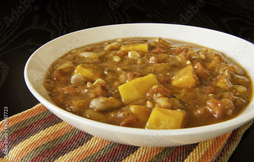 Hearty Pumplin Stew