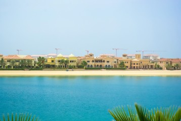 Jumeirah Dubai Palm Island House, United Arab Emirates .