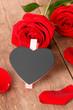 Rosen und Herztafel