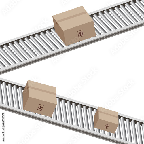 Conveyor Belt Boxes