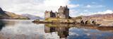Eilean Donan Castle Scotland Panorama - 40997914