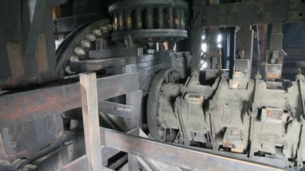 Windmill gear assembly