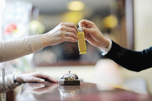 hotel reception - 41002335