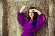 Fashion violet