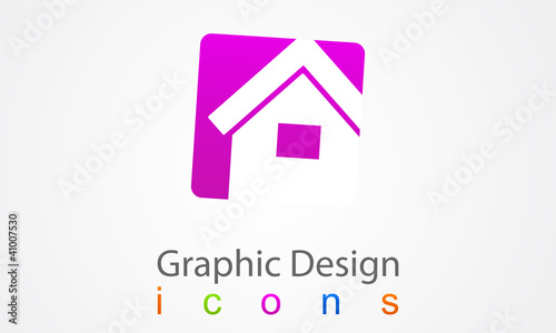 House Graphic Design.