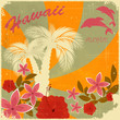 Vintage Hawaiian postcard