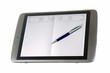 Tablet Pc and calendar
