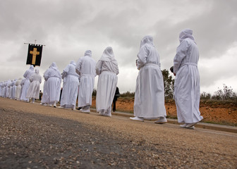 Easter traditional procession
