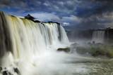 Fototapety Iguassu Falls, view from Brazilian side