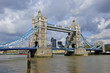 Tower bridge von London Großbritanien