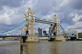 Tower bridge von London Großbritanien
