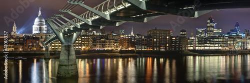 panorama-millennium-bridge-london-wielka-brytania