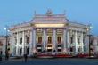Burgtheater Wien, Abendaufnahme