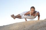 Yoga Pose Astavakrasana - 41020512