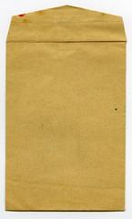 eski kağıd zarf motifi